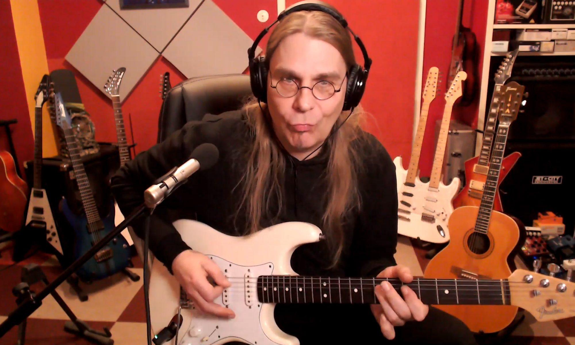 G.O.D. - Guitar-on-demand
